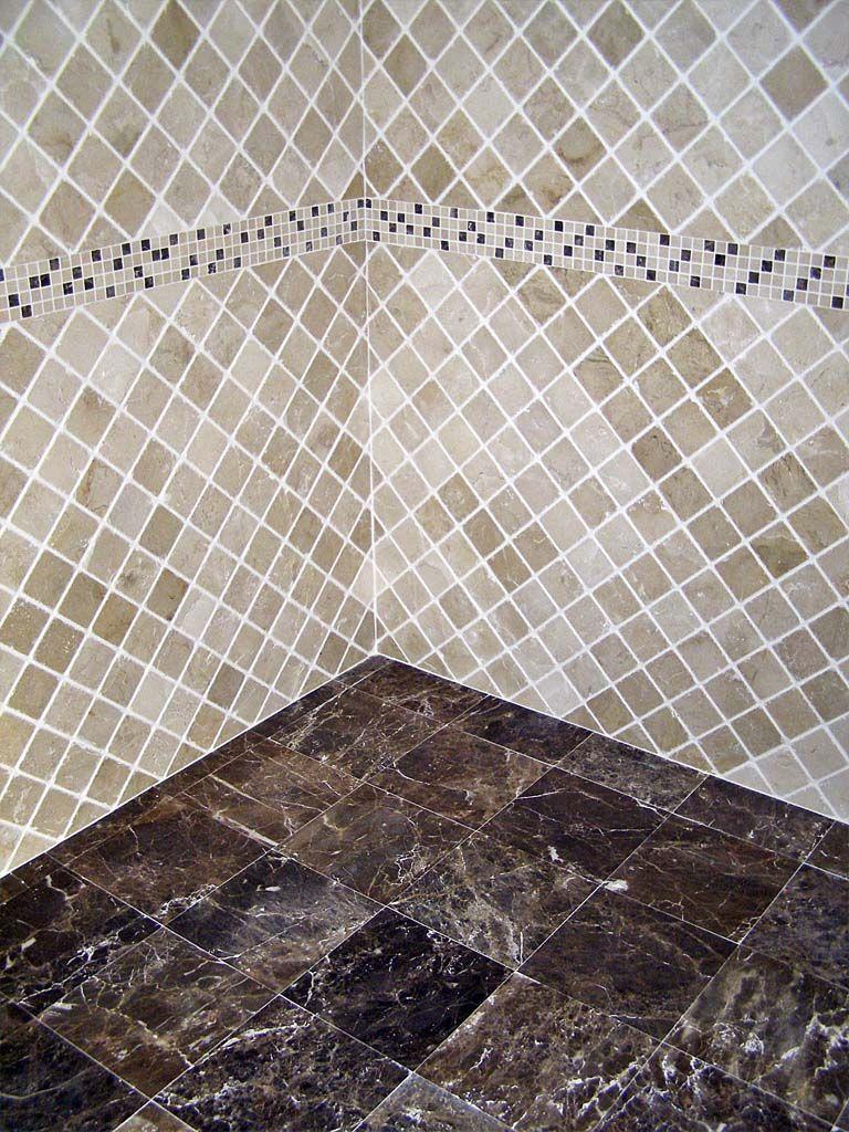 Ba o de marmol platos de duchas de obra con marmol for De donde se extrae el marmol