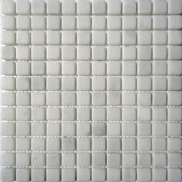 Comprar mosaicos marmol en blanco enmallados marmol for Limpiar marmol blanco exterior