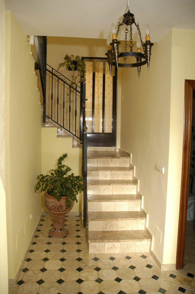 Decoraci n con m rmol suelos con marmol envejecido - Pavimentos de marmol ...