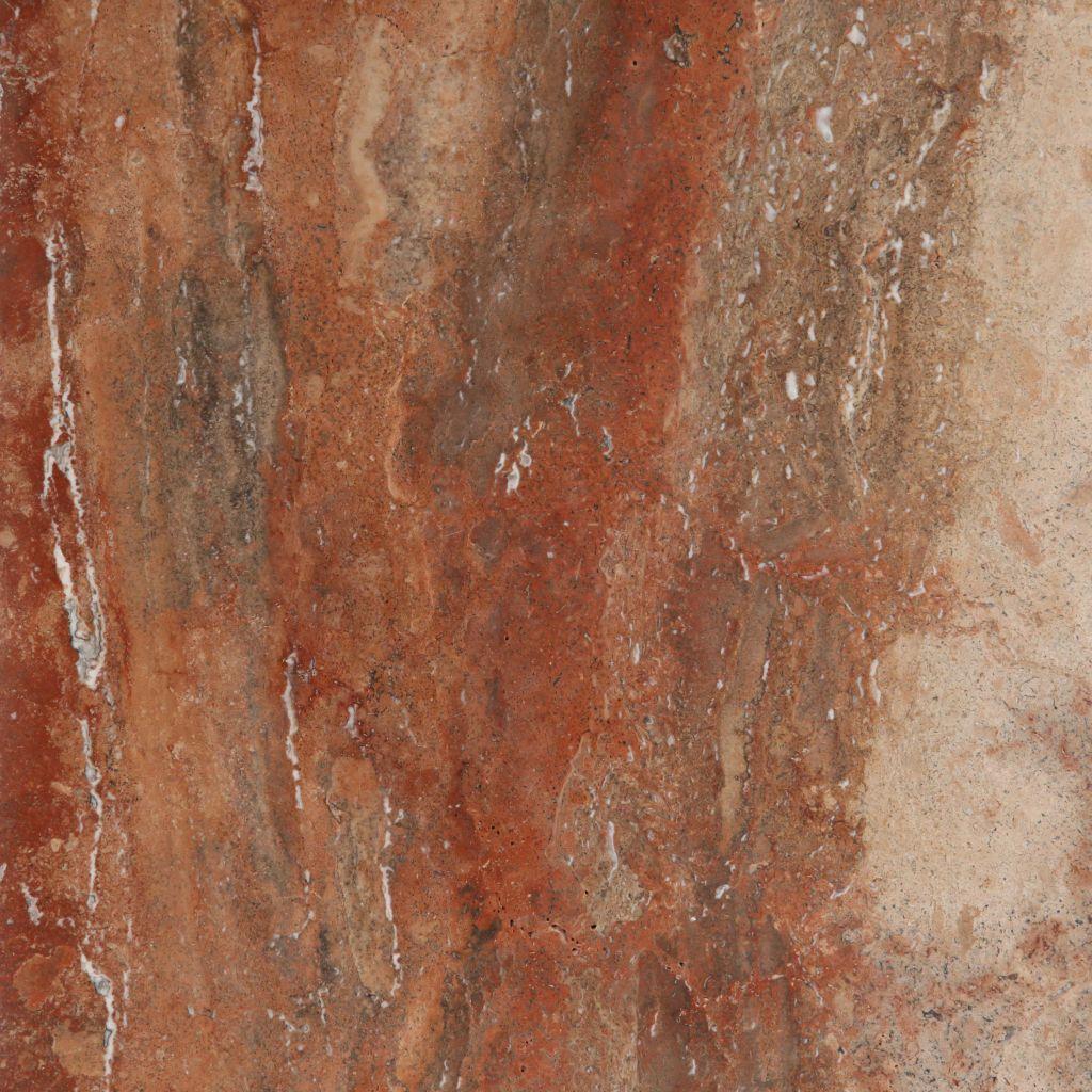 Suelos exteriores pavimentos exteriores antideslizantes for Marmol travertino rojo