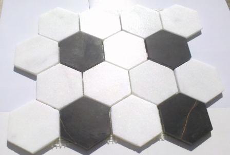 Decoraci n con m rmol suelos brillo marmol pulido para for Marmol blanco cristal