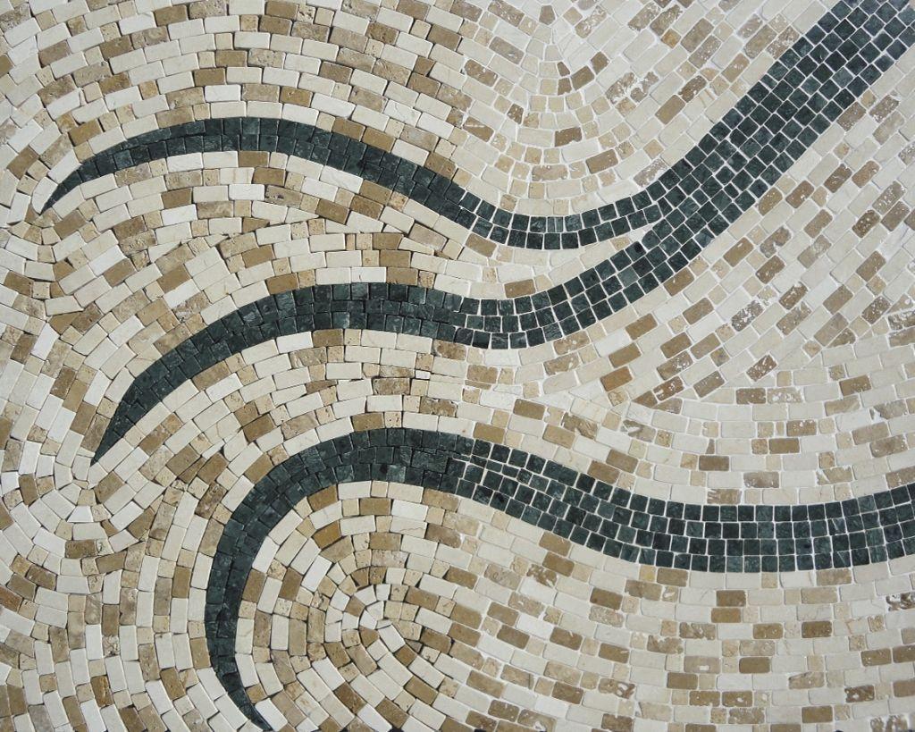 Mosaico marmol mosaicos en m rmol mosaicos para decoraci n for Precio mosaicos para exterior