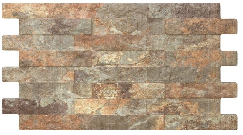De paredes imitacion piedra ref montjuic mix gres imitacin piedra panel piedra laja fina - Imitacion piedra pared ...