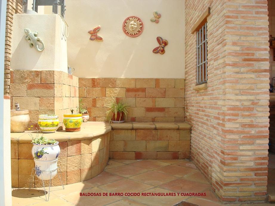 Suelos r sticos de barro natural venta azulejos barro for Pavimentos rusticos para interiores