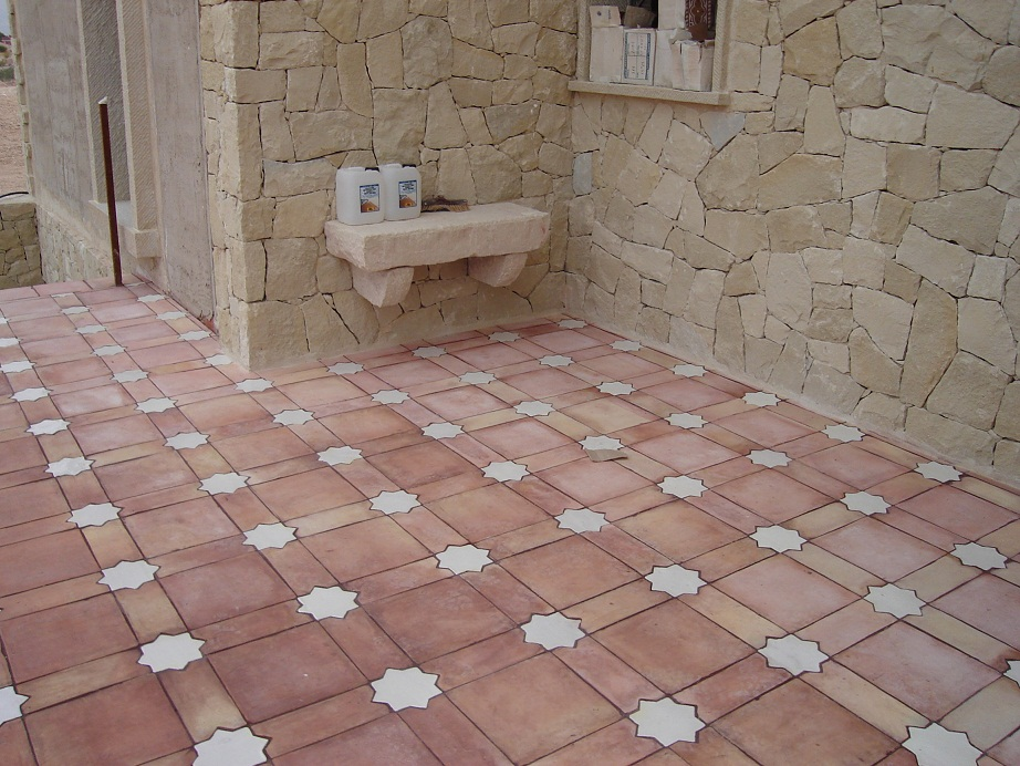 Venta de suelos de barro con dibujos venta de suelos de for Baldosas exterior baratas