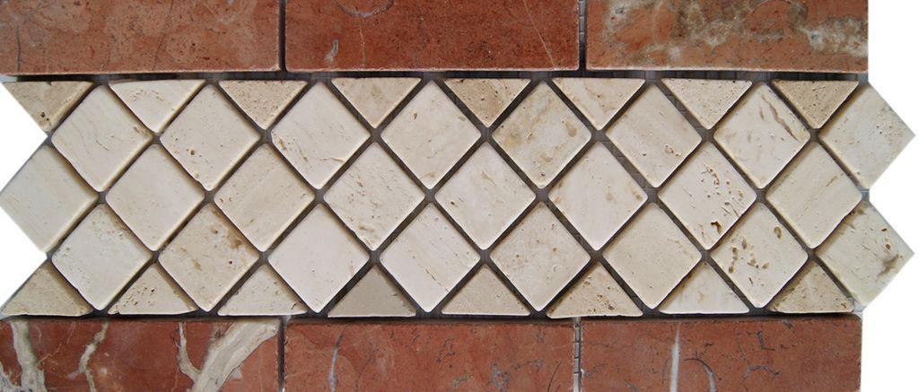 Revestimientos para ba os cenefas marmol cenefas - Peldanos de marmol ...